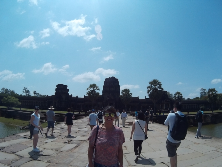 I CAN OFFICIALLY SAY I'VE BEEN TO ANGKOR WAT!