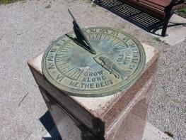 Sundial!