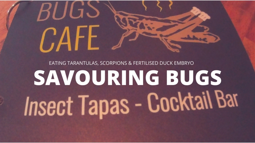 Savoring Bugs