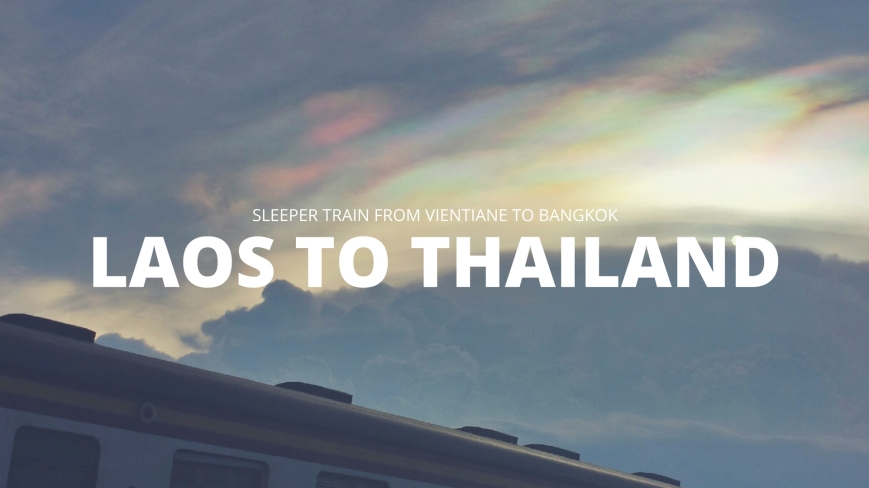 Laos to Thailand