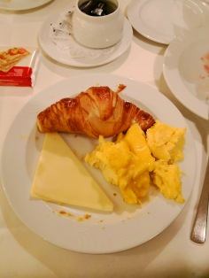Best breakfast in all the hotels we stayed in this trip.